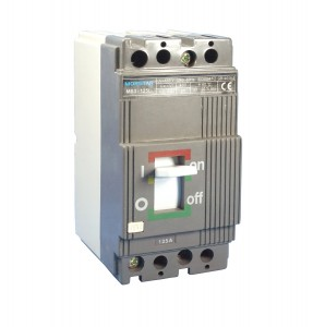 MS3-125/1P,2P,3P Series Moulded Case Circuit Breaker