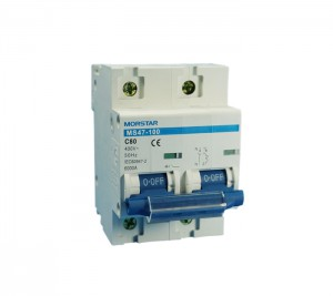 MS47-100 Series Miniature Circuit Breaker