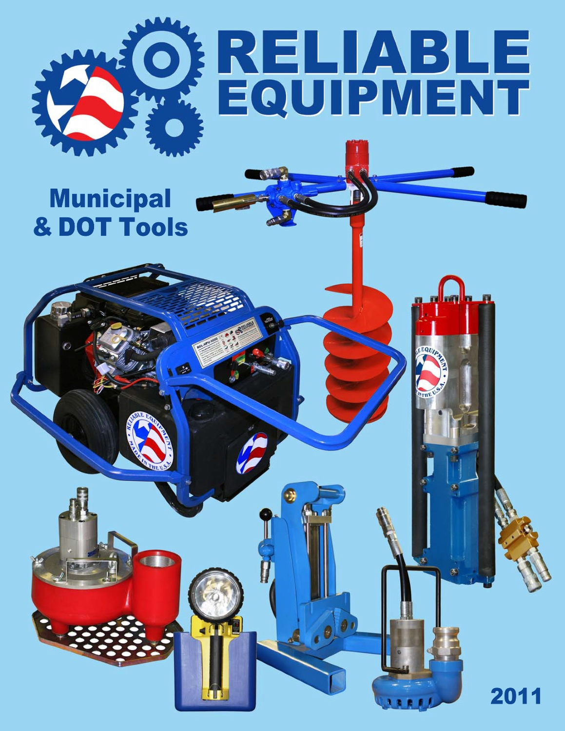 Municipal & DOT Equipment 1